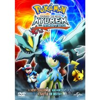 Pokemon Kyurem Vs the Sword of Justice DVD