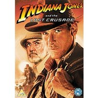 Indiana Jones And The Last Crusade DVD