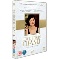 Coco Before Chanel DVD