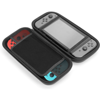 Travel Carry Case Compatible with Nintendo Switch, 9 Cartridge Game Holders, Lightweight Accessory Storage, Easy Carry...