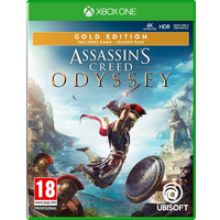Assassin's Creed Odyssey Gold Edition Xbox One Game