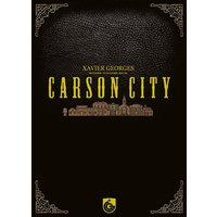 Carson City Big Box Board Game