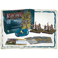 Runewars Miniatures Game: Outland Scouts Expansion Pack