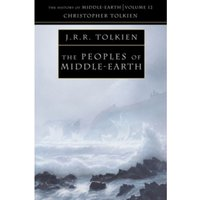 The Peoples of Middle-earth (The History of Middle-earth, Book 12) by Christopher Tolkien (Paperback, 1997)