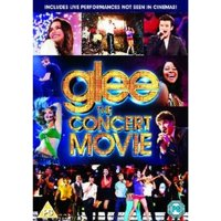 Glee - The Concert Movie DVD