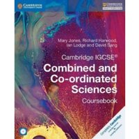 Cambridge IGCSE (R) Combined and Co-ordinated Sciences Coursebook with CD-ROM
