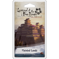 Legend of the Five Rings LCG: Tainted Lands Pack