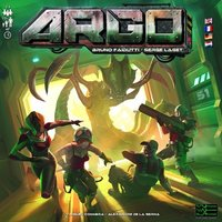 Argo Board Game