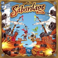 Sabordage Board Game