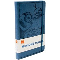 Minions Mania (Despicable Me) Hardcover Ruled Journal