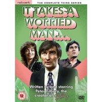 It Takes a Worried Man The Complete Series 3 DVD