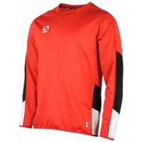 Sondico Venata Long Sleeve Jersey Adult Medium Red/White/Black