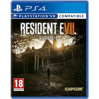 Ex-Display Resident Evil 7 Biohazard PS4 Game (PSVR Compatible) Used - Like New
