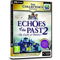 Echoes of the Past The Castle of Shadows Collector's Edition Game