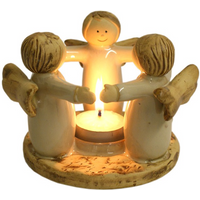 Angel Ring Candle Holder