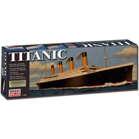 Deluxe Titanic with Photo-Etched Parts 1:350 Model Kit