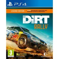 Dirt Rally Legend Edition PS4 Game