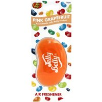 Jelly Belly Pink Grapefruit 3D Car/Home Air Freshener