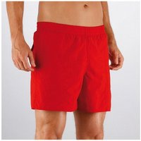 Speedo Mens Solid Leisure Shorts XX Large China Red