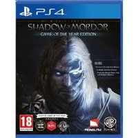 Middle-Earth Shadow of Mordor Game Of The Year (GOTY) PS4 Game