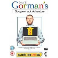 Dave Gorman's Googlewhack Adventure DVD