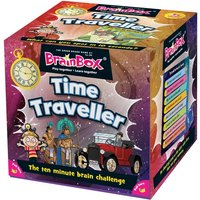 BrainBox Time Traveller Card Game