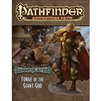 Pathfinder Adventure Path 93 Forge of the Giant God Giantslayer 3 of 6