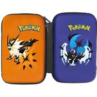 HORI Pokemon Ultra Sun and Moon Hard Pouch (2DS XL 3DS XL 3DS)