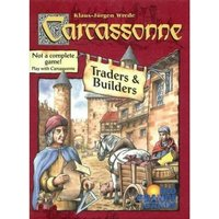 Carcassonne Traders & Builders Expansion 2