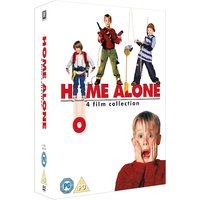 Home Alone 4 Film Collection DVD (2006)