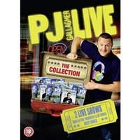 PJ Gallagher Collection DVD