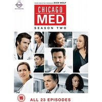 Chicago Med: Season Two DVD