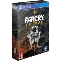 Far Cry Primal Collectors Edition PS4 (with Exclusive Sabretooth DLC Pack)