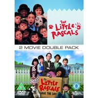 The Little Rascals Save the Day / The Little Rascals Double Pack DVD