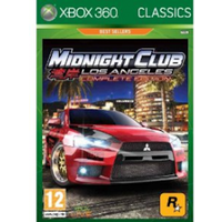 Midnight Club Los Angeles Complete Edition Game