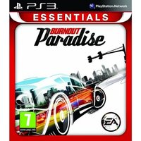 Burnout Paradise PS3 Game (Essentials)