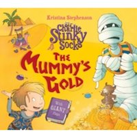 Sir Charlie Stinky Socks: The Mummy's Gold : 8