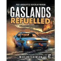 Gaslands: Refuelled Post-Apocalyptic Vehicular Mayhem