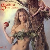 Shakira Oral Fixation Vol.2 CD