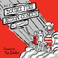 Double Fine Action Comics Volume 1