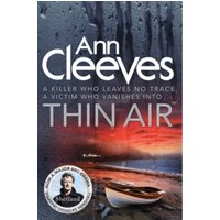 Image of Thin Air by Ann Cleeves (Paperback, 2015)