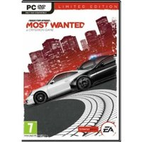 Need for Speed Most Wanted Limited Edition Game [2012]