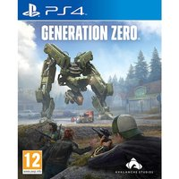 Generation Zero PS4 Game