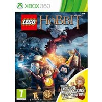 LEGO The Hobbit (With Bilbo Baggins Figure) Xbox 360 Game