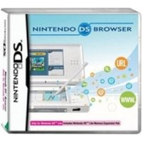 Official Nintendo DS Lite Internet Browser (Only For DS Lite)