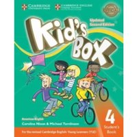 Kid's Box Level 4 Student's Book American English by Michael Tomlinson, Caroline Nixon (Paperback, 2017)