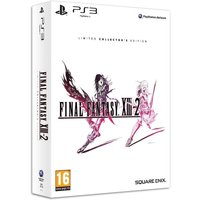 Final Fantasy XIII-2 13-2 Limited Collector's Edition Game
