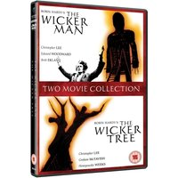 The Wicker Man / The Wicker Tree DVD