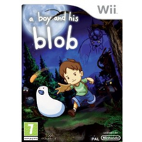 A Boy And His Blob Game