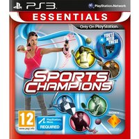 Playstation Move Sports Champions Game (Essentials)